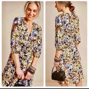 NWOT Faithfull the Brand Anthropologie Chloe Dress